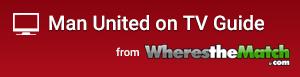 Man Utd on TV Schedule